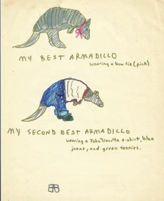 best armadillo